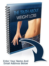 weight loss revelations - truth about weight loss book