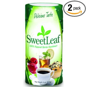 stevia - a good sugar alternative